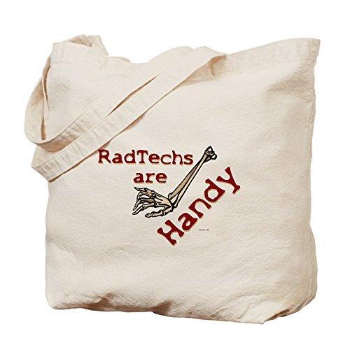 CafePress Unique Design Rad Techs Tote Bag - Standard Multi-color by CafePress