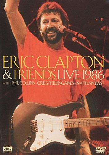 Eric Clapton & Friends: Live 1986 ()
