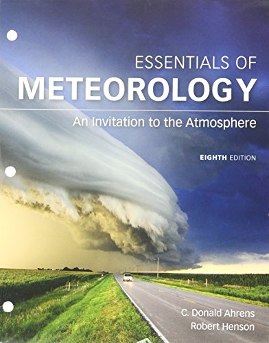 Bundle: Essentials of Meteorology, Loose-Leaf Version, 8th + LMS Integrated for MindTap Earth Science, 1 term (6 months)