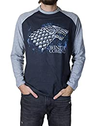 Calhoun Game of Thrones Men's House Sigil Raglan Shirt