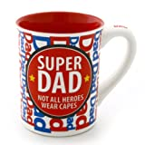 Best Enesco Dad Mugs - Our Name is Mud 4033430 Mug Super Dad Review