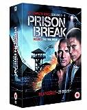 Prison Break (Complete Seasons 1-4) - 23-DVD Box Set ( Prison Break - Seasons One, Two, Three & Four (80 Episodes) ) [ NON-USA FORMAT, PAL, Reg.2 Import - United Kingdom ] by Dominic Purcell