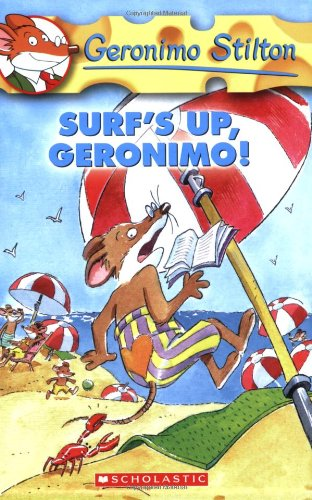 Surf's Up, Geronimo! (Geronimo Stilton, No. 20)