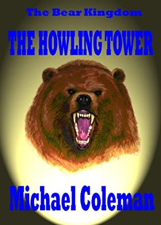 book cover of The Howling Tower