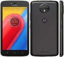 Celular Motorola Moto C Dual Sim 3G Tela 5.0 1GB/8GB Cameras 5MP/2MP Flash Frontal (Preto)
