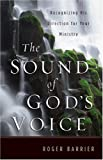 The Sound of God's Voice, Roger Barrier, 0801091802