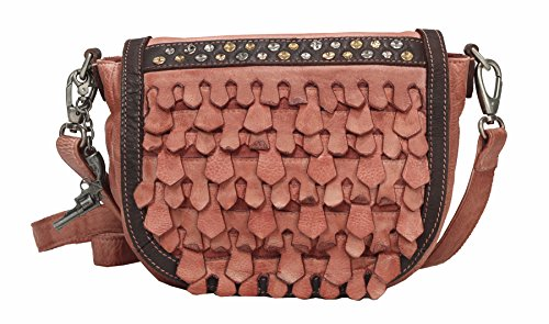 Billy the Kid by Greenburry , Sac bandoulière pour femme rouge Palissandre