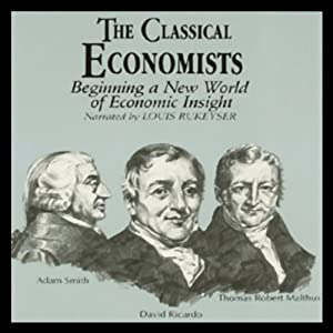 The Classical Economists Audiobook