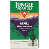 Jungle Formula Mosquito Killer Plug In Refill