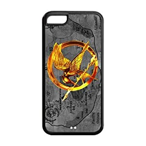 Customize Hunger Games phone Case Suitable for iphone 5/5s iphone 5/5s JNipad iphone 5/5s-1424