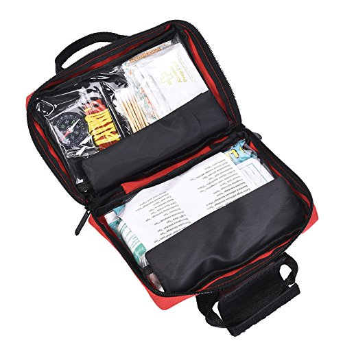 REEBOW-TACTICAL-GEAR-First-Aid-Kit-Medical-Supply-Survival-Gear-Bag-for-Car-Home-Office-Outdoor-Camping-Hiking-Travel-Sports-Earthquake-Emergency-Kits