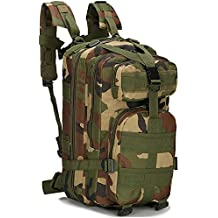 ALTBP Military Tactical Backpack Army 3 Day Assault Pack Molle Bug Out Bag Backpacks Rucksacks for Outdoor Hiking Camping Trekking Hunting