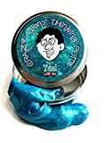 Crazy Aaron's Thinking Putty Electric Teal offers