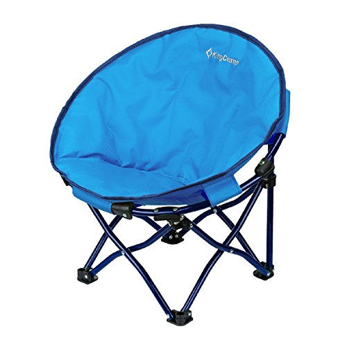 Cute Saucer Chair Moon Round Mini Size Ultralight Portable