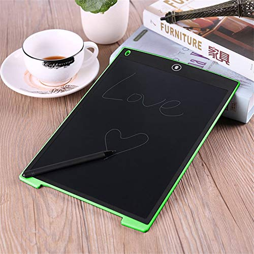 E.I.H. LCD Writing Tablet 12 Inch LCD Writing Tablet Digital Mini Drawing Tablet Handwriting Pads Portable Electronic Ultra-Thin Tablet Board