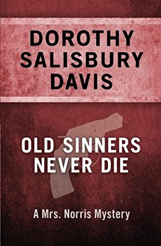 book cover of Old Sinners Never Die
