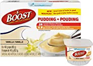 BOOST Pudding Vanilla, 24x142g (Pack of 24)