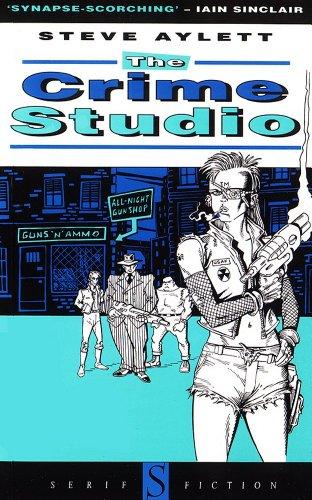 book cover of The Crime Studio