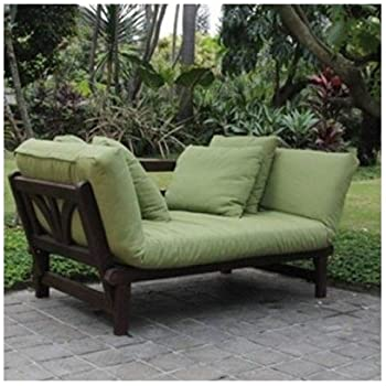 Charmant Studio Outdoor Converting Patio Furniture Sofa, Couch, And Love Seat  Folding Lounge Chair,