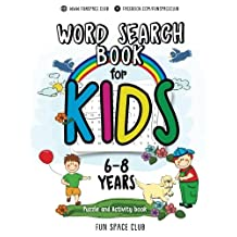 Word Search Books for Kids 6-8: Word Search Puzzles for Kids Activities Workbooks age 6 7 8 year olds