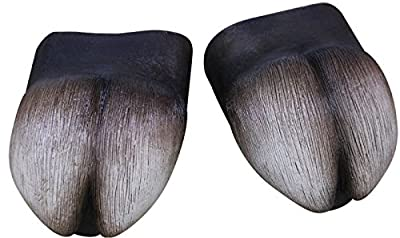 Latex Hooves from Morris Costumes