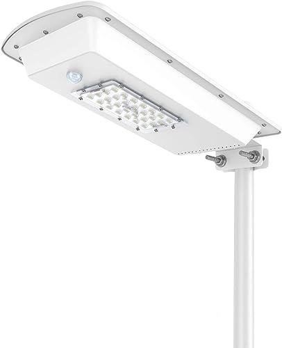 TENKOO LED Solar Street Light for Road width 13 - 20 feet