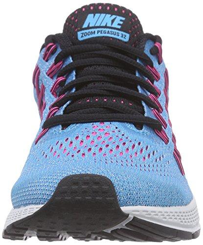 Course Bleu Blk Chaussures pour Pegasus de pnk compétition Lagoon Glw Zoom Bl Pw Air 408 NIKE Blau Femme 32 snst 6RWYqF1yw