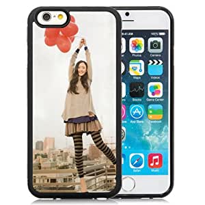 New Beautiful Custom Designed Cover Case For iPhone 6 4.7 Inch TPU With The Girl With The Balloon Phone Case