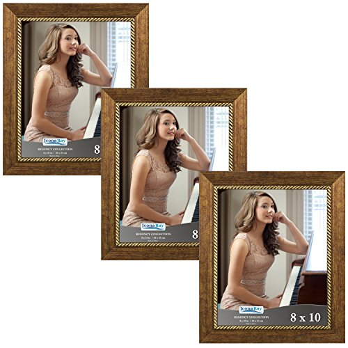 Icona Bay 8x10 Picture Frame  Photo Frames, Wall Mount or Ta