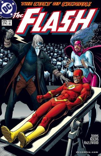 The Flash (1987-) #172