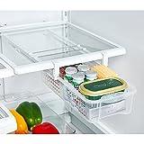 Refrigerator Pull Out Bins Snap On Drawer Fridge Mate Shelves Storage Organizer Refrigerator Storage Box