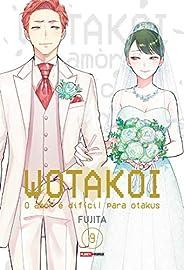 Wotakoi: O Amor É Difícil Para Otakus Vol. 9