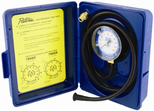 Robertshaw 78060 Gauge Manometer American Standard