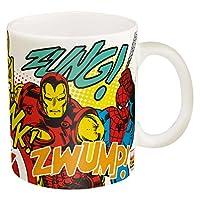 Zak Designs Marvel Super Hero Coffee Cup 11 oz
