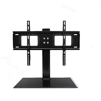 britoniture soporte de TV mesa Pedestal Soporte LCD soporte de ...