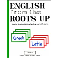 English from the Roots Up Volume 2 Flash Cards