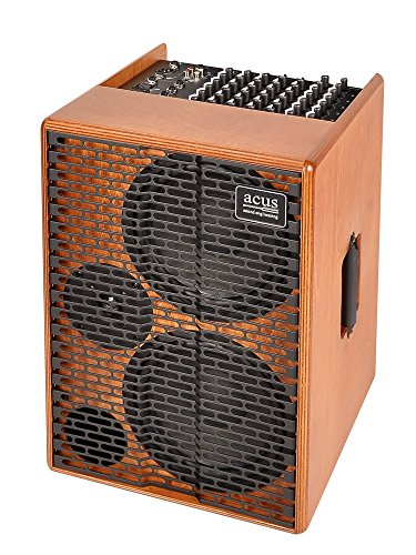 Rivera Acoustic Amps - Acus Sound Engineering 03001005 OneforStrings AD Acoustic Guitar Amplifier - Wood