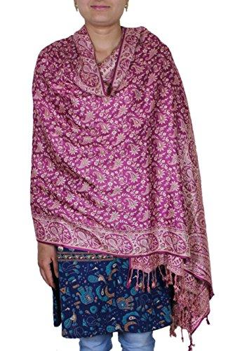Filles accessoire de mode papillon - paisley indien écharpe floral volé