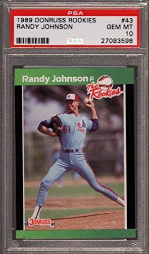 1989 Donruss Rookie Card - 8