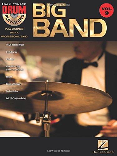 Big Band: Drum Play-Along Volume 9 pdf epub
