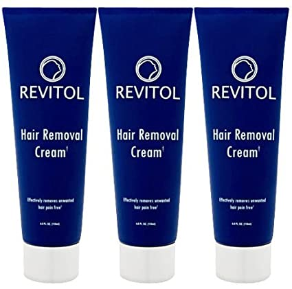 revitol crema dépilatoire – 3 botellas