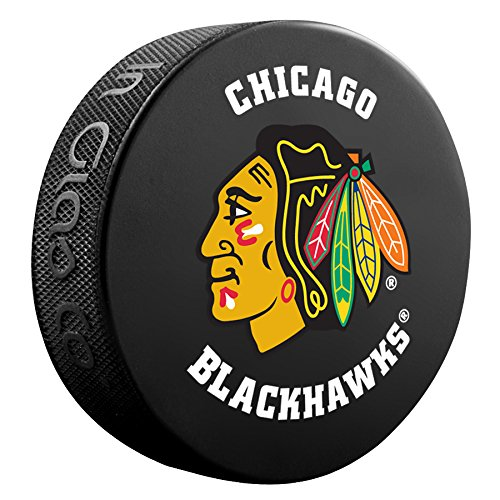 Nhl Collectors - Chicago Blackhawks Basic Collectors NHL Hockey Game Puck