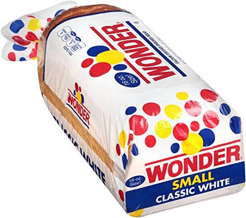 Wonder Classic White Bread Loaf, 16 oz