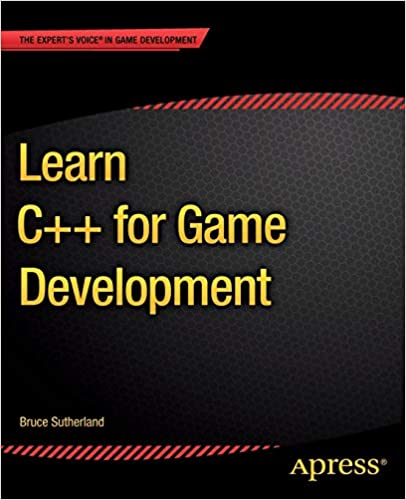 Amazon com: Learn C++ for Game Development (9781430264576