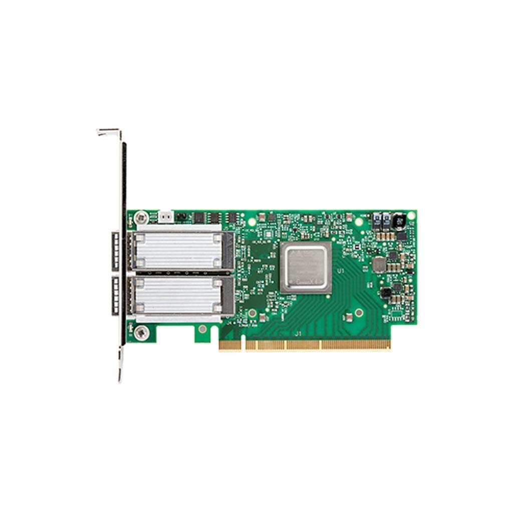 Mellanox MCX456A-FCAT Connectx-4 Vpi Network Adapter PCI Express 3.0 X16 56 Gigabit Ethernet by Mellanox