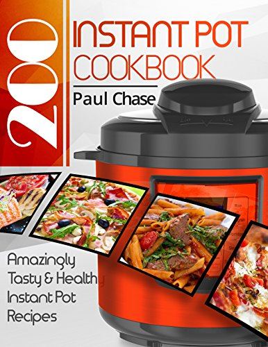 Instant Pot Cookbook For Two The Perfect Guide to 50 Quick, Easy, Healthy and Delicious Recipes