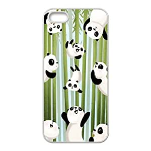 Wholesale Cheap Phone Case For Apple Iphone 5 5S Cases -Lovely Panda-LingYan Store Case 16