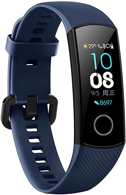 Huawei Honor Band 4 Smartwatch Cimaybeauty, Amoled Touchscreen Posture Heart Rate Wrist Watch,Activity Tracker Smart Fitness Wristband GPS Multi-Sport ...