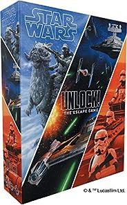 Space Cowboys Unlock!: Star Wars Escape Games (EN) (ASMSCUNLSW01EN)