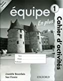 img - for Equipe: Workbook 1: Part 1 (Pt.1) book / textbook / text book